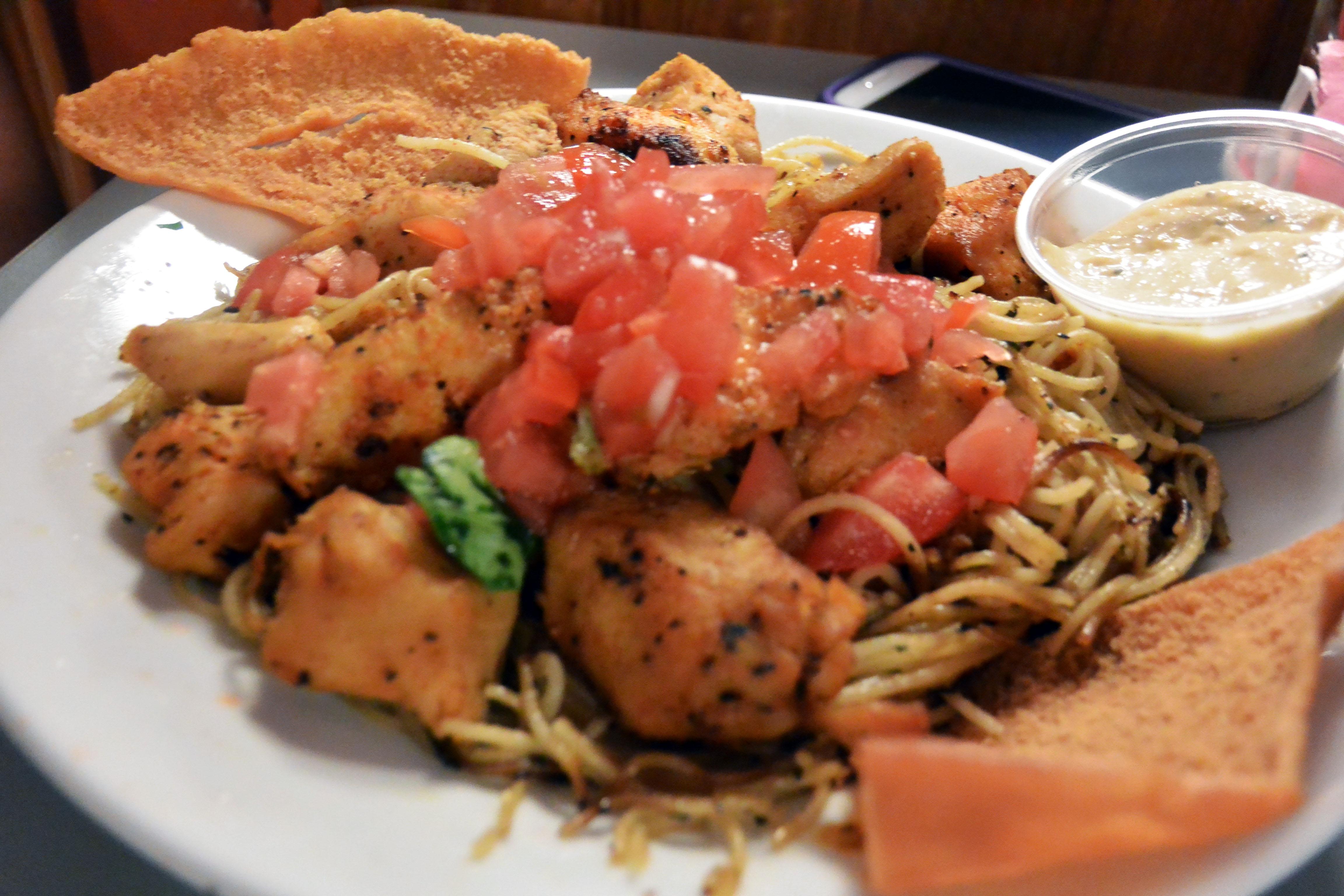 Mediterranean Restaurant Downtown Fresno