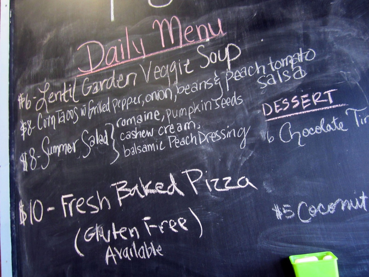 restaurant of the week revive cafe downtown fresno blog